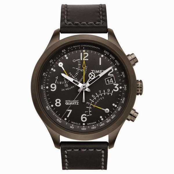 Стильные наручные часы Таймекс