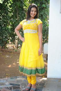 Pragnya Pictures in yellow salwar 016.jpg