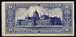 Hungary (100 Million B-Pengo)