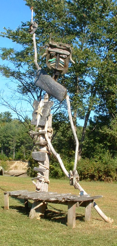 Blue Starr Gallery Path Of Life Garden Windsor Vermont