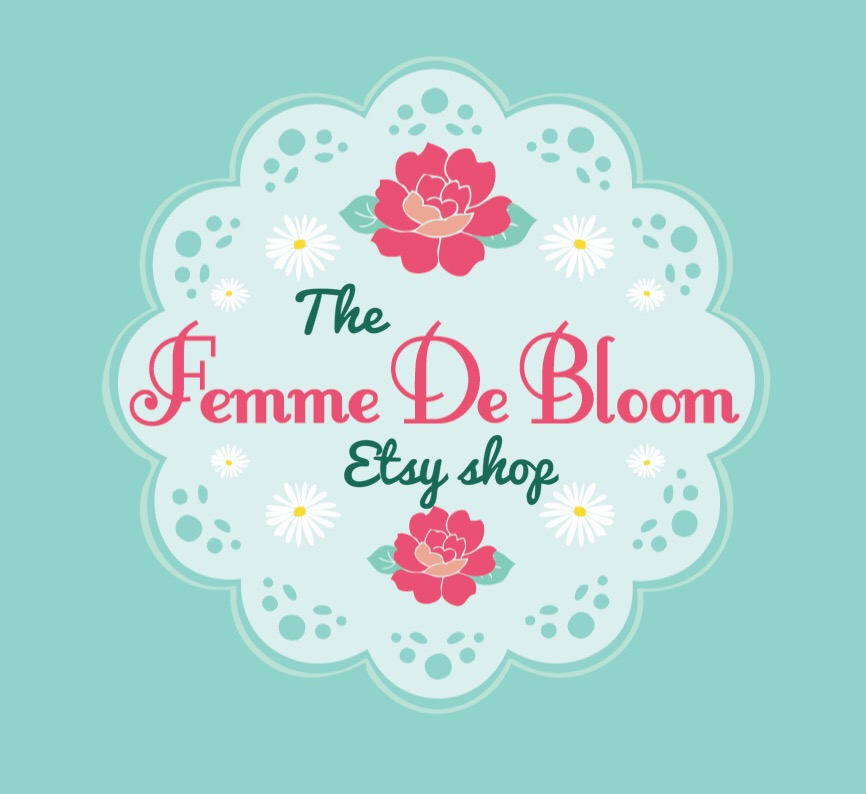 Shop The FemmeDeBloom Etsy Shop