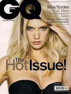 Majalah GQ, Majalah Dewasa