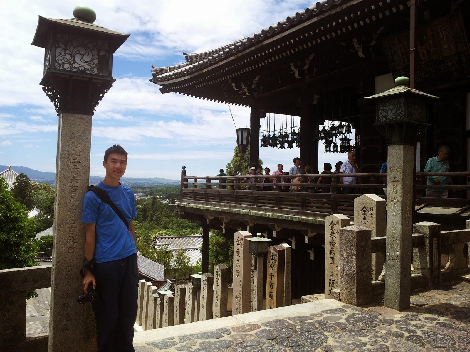 Photographing Todaiji Temple and Ancient Nara Park - adventure arc