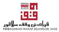 Jawatan Kerja Kosong Perbadanan Wakaf Selangor