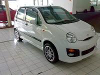 Gambar Modifikasi Mobil Chery Qq