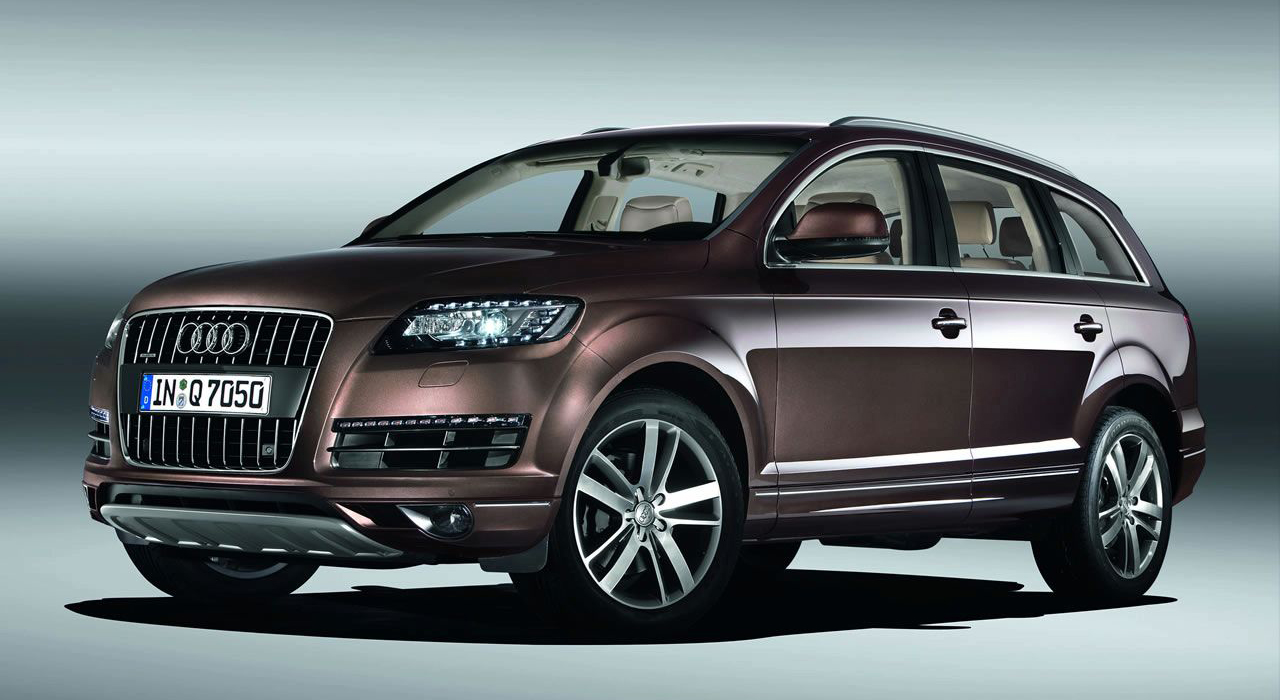 audi q7 3 0 tdi quattro images gallery specification prices photos. Black Bedroom Furniture Sets. Home Design Ideas