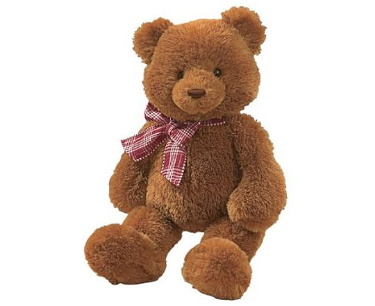Teddy Bear: TEDDY BEAR BROWN