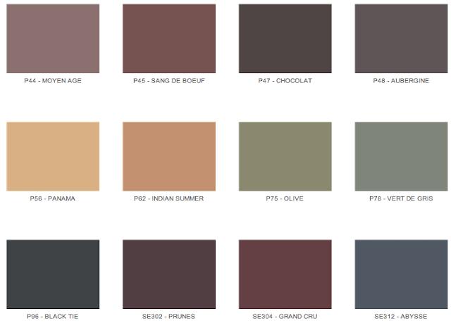 Comment coordonner les 3 couleurs de l 39 hiver episode 3 for Peinture levis nuancier