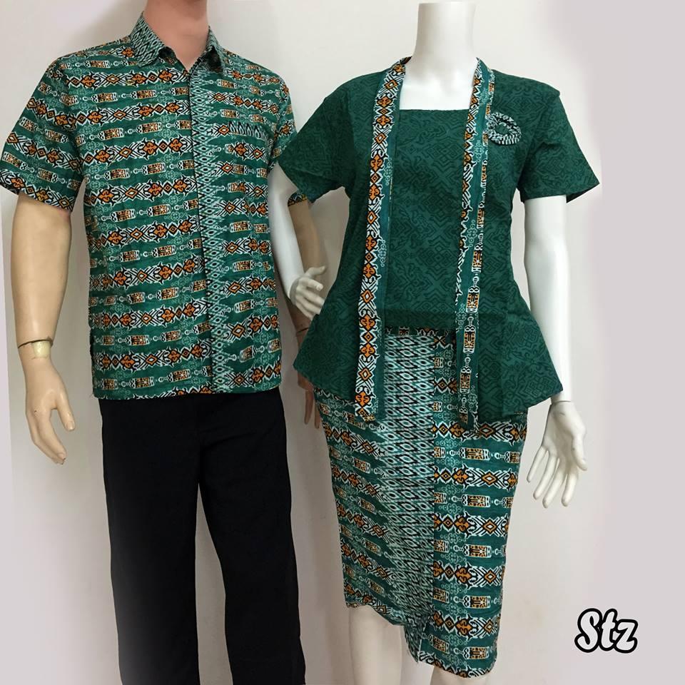 BATIK COUPLE DRESS STZ