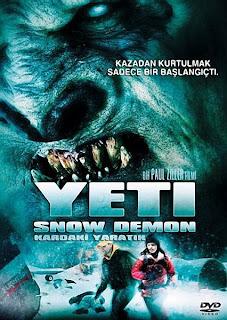 Ver Yeti: Curse of the Snow Demon (2008) Online