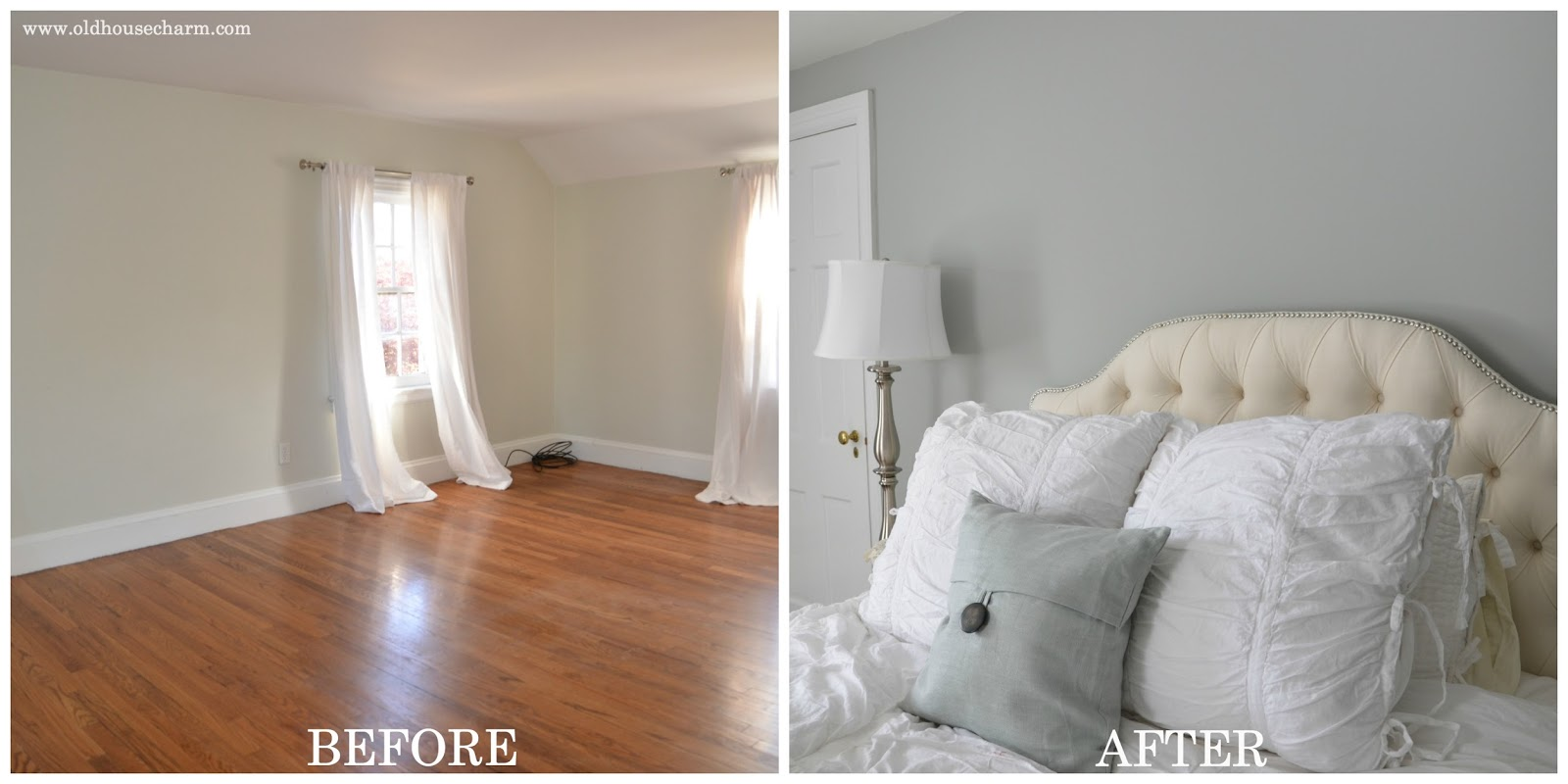 old house charm picking the perfect paint color. Black Bedroom Furniture Sets. Home Design Ideas