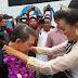 Berita Foto : Kedatangan Gubernur SHS dan Wagub Djouhari Kansil di Kab Kepulauan Sangihe