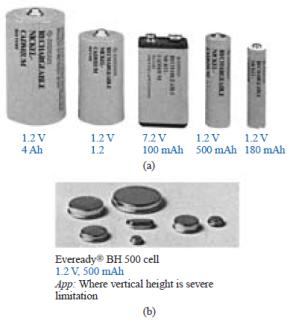 Baterai nickel-cadmium (Ni-Cad)