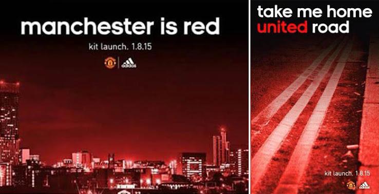 Las nuevas camisetas adidas del Manchester United