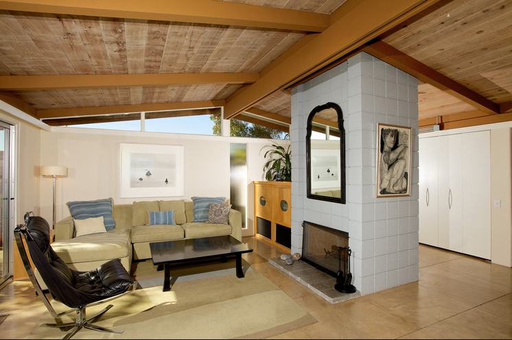ARCHIVE / MID CENTURY MODERN HOME SAN DIEGO STYLE