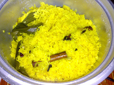 Nasi Ayam Mengamok
