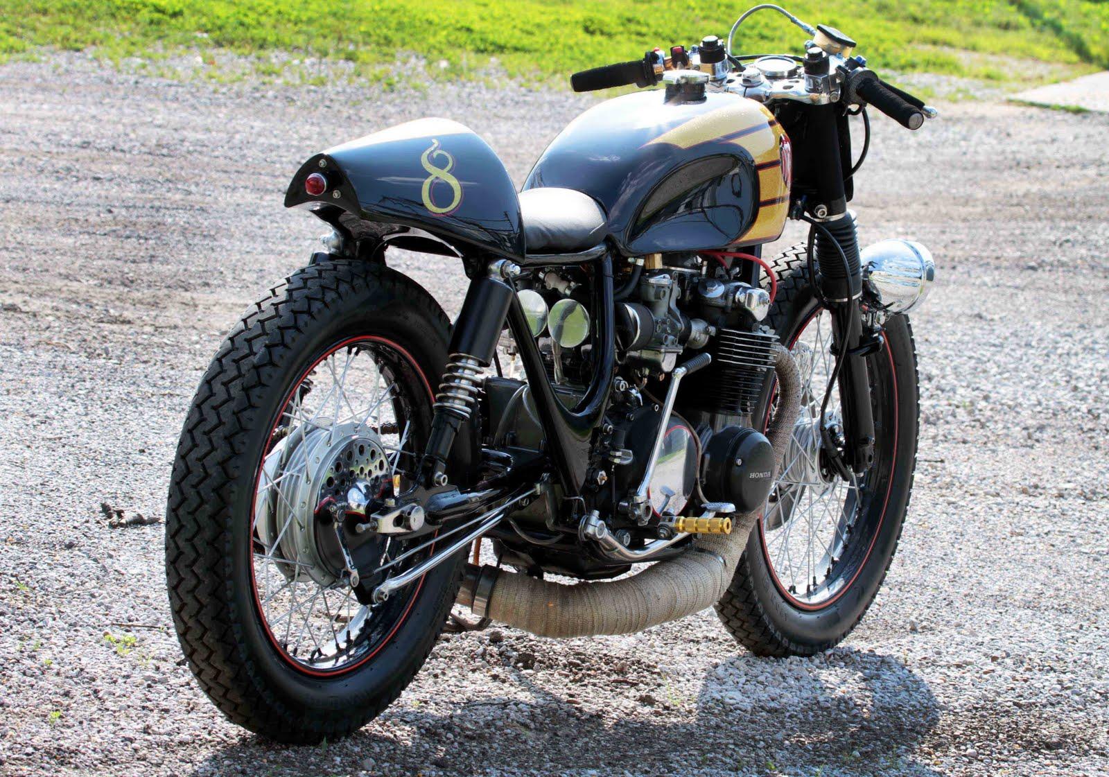 Ducati Monster Sr Motorcycl
