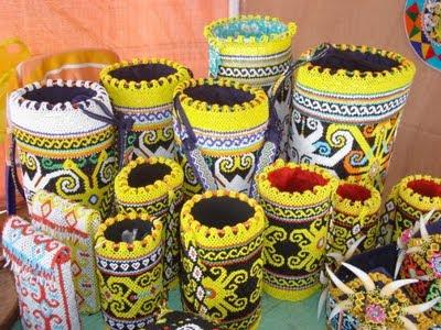 beberapa contoh seni kriya boneka hasil anyaman hasil seni kriya