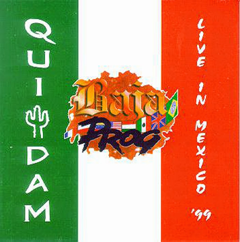 Quidam - Live in Mexico '99