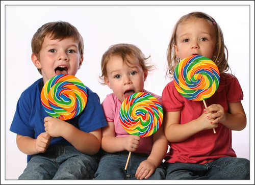 The modern lollipop as we now know