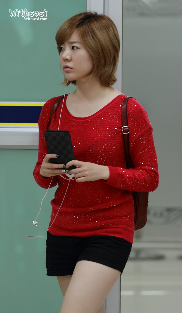 Snsd Sunny Gimpo Airport