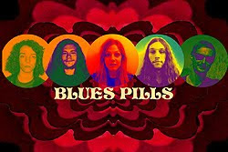 Blues Pills de gira por España en Julio
