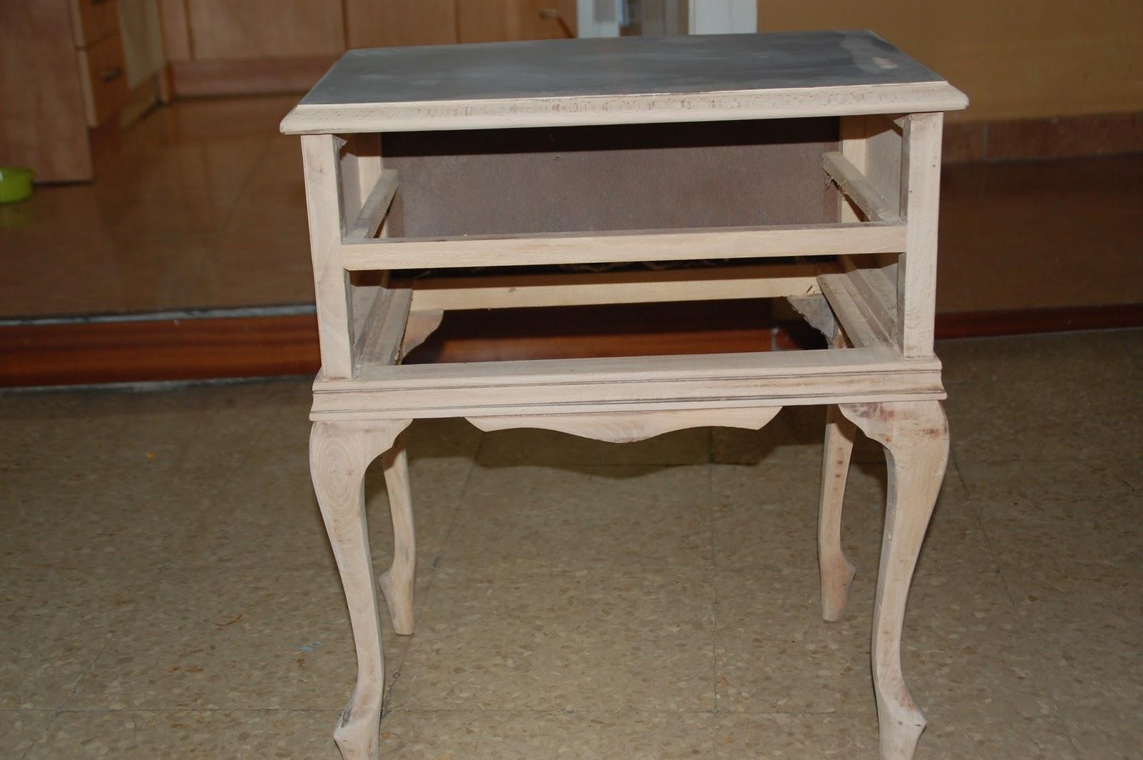 Restaurador De Muebles Antiguos Tallerblog De Restauracin De  # Muebles Hojillados