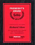 2012總裁獎