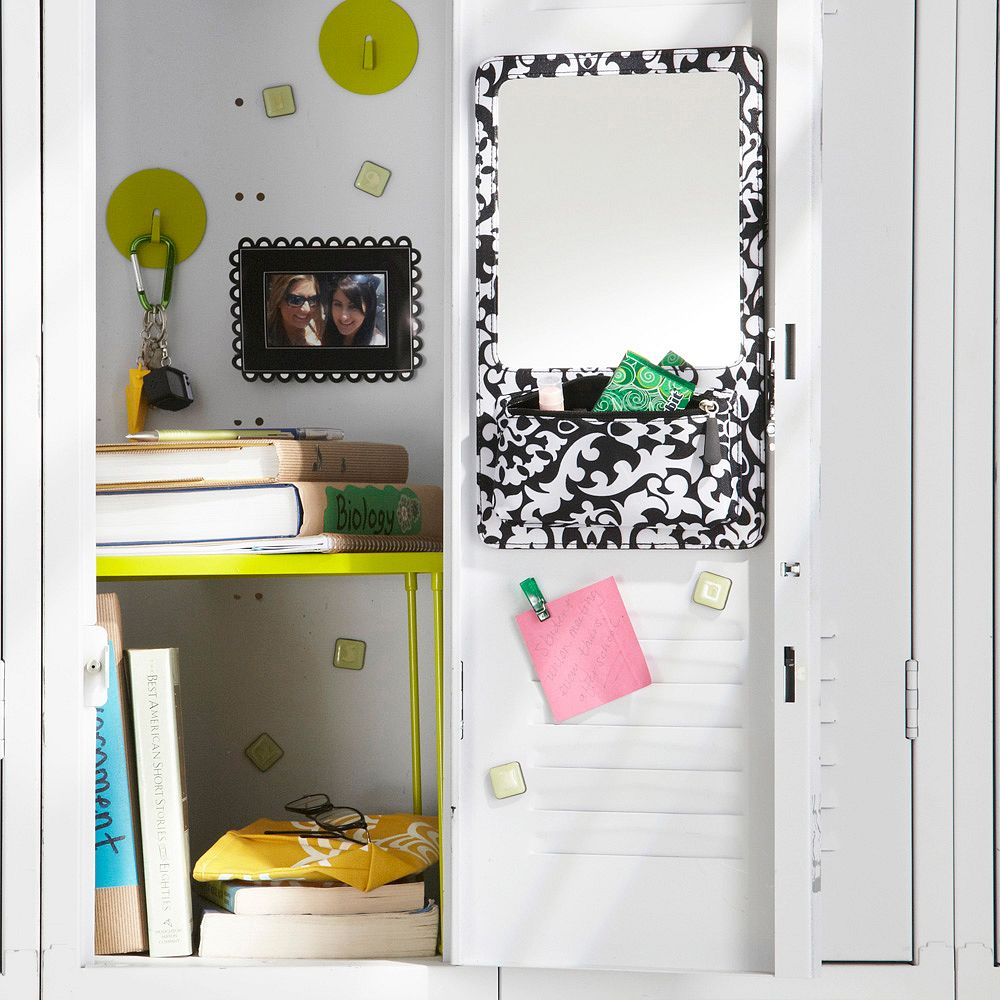 back to school 10 tips from simi for a stylish cute organized locker