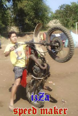 Modif Motor Rx King Jadi Trail
