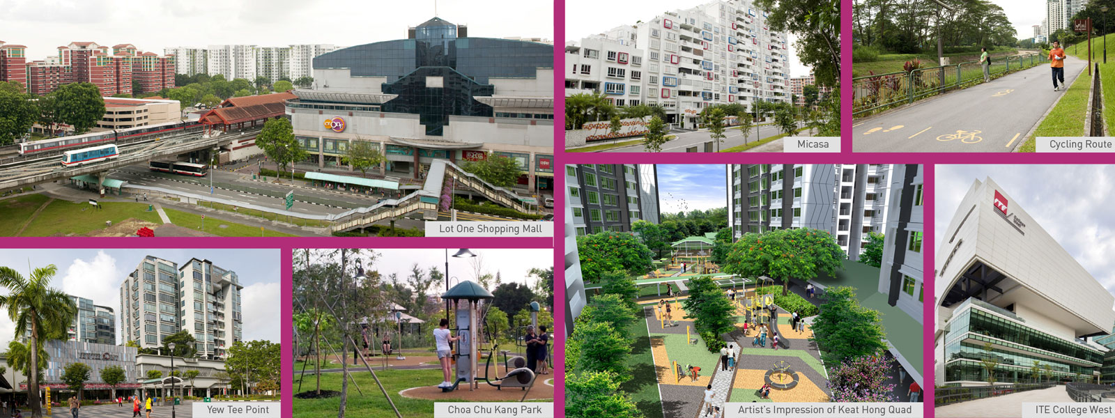 Choa Chu Kang Town