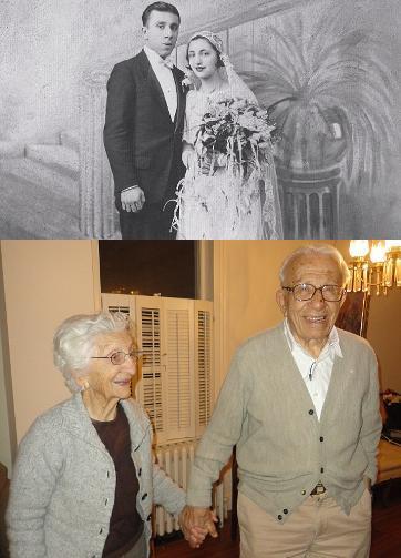 Biarkan Istrimu Jadi Bos, Resep Awet Pasangan Menikah 80 Tahun