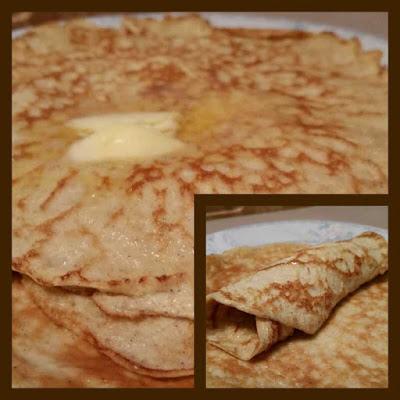 Grain-Free Gluten-Free Sugar-Free Pancakes Fauxcakes