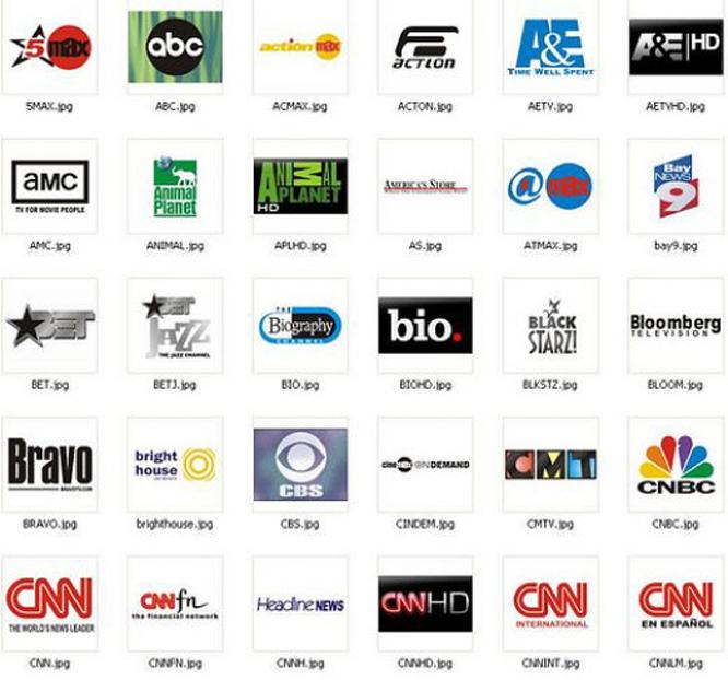 logo channel tv set 01 worlds logo