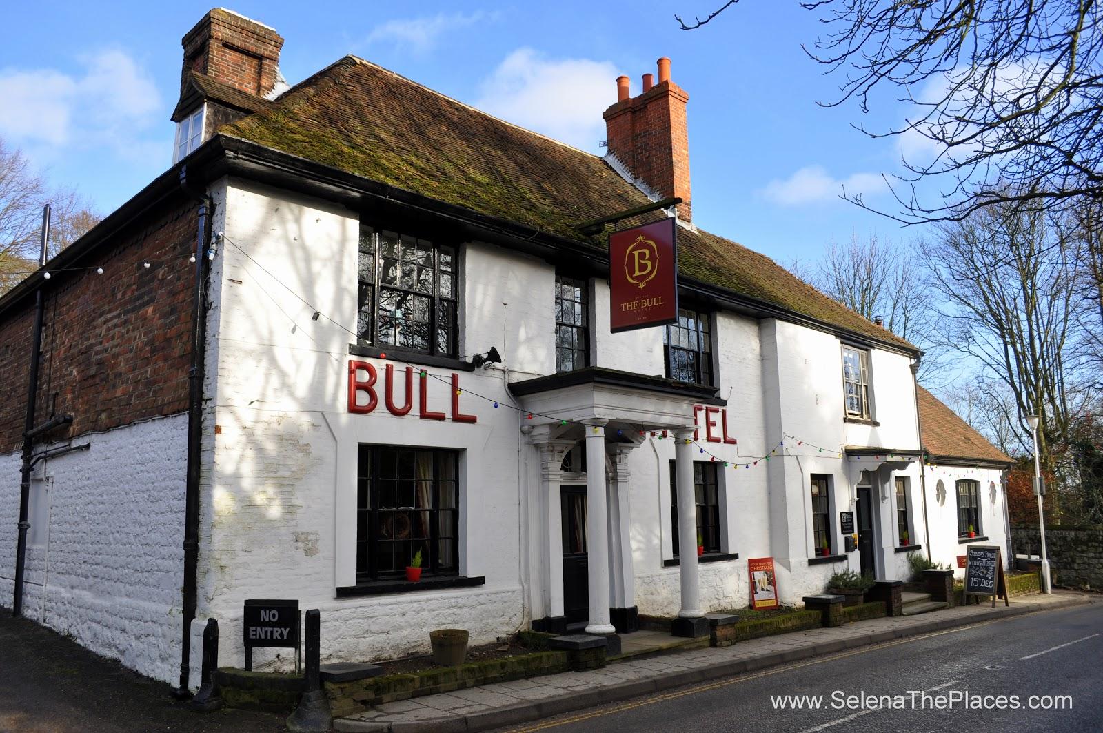 The Bull in Wrotham, Kent