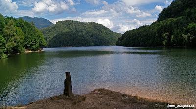 Lacul Firiza Lake Lago Maramures