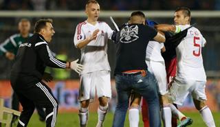 Eliminatórias Eurocopa: Sérvia x Albânia