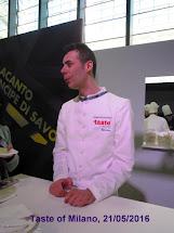 INCONTRI: Alessandro Buffolino DEL RISTORANTE ACANTO - HOTEL PRINCIPE DI SAVOIA