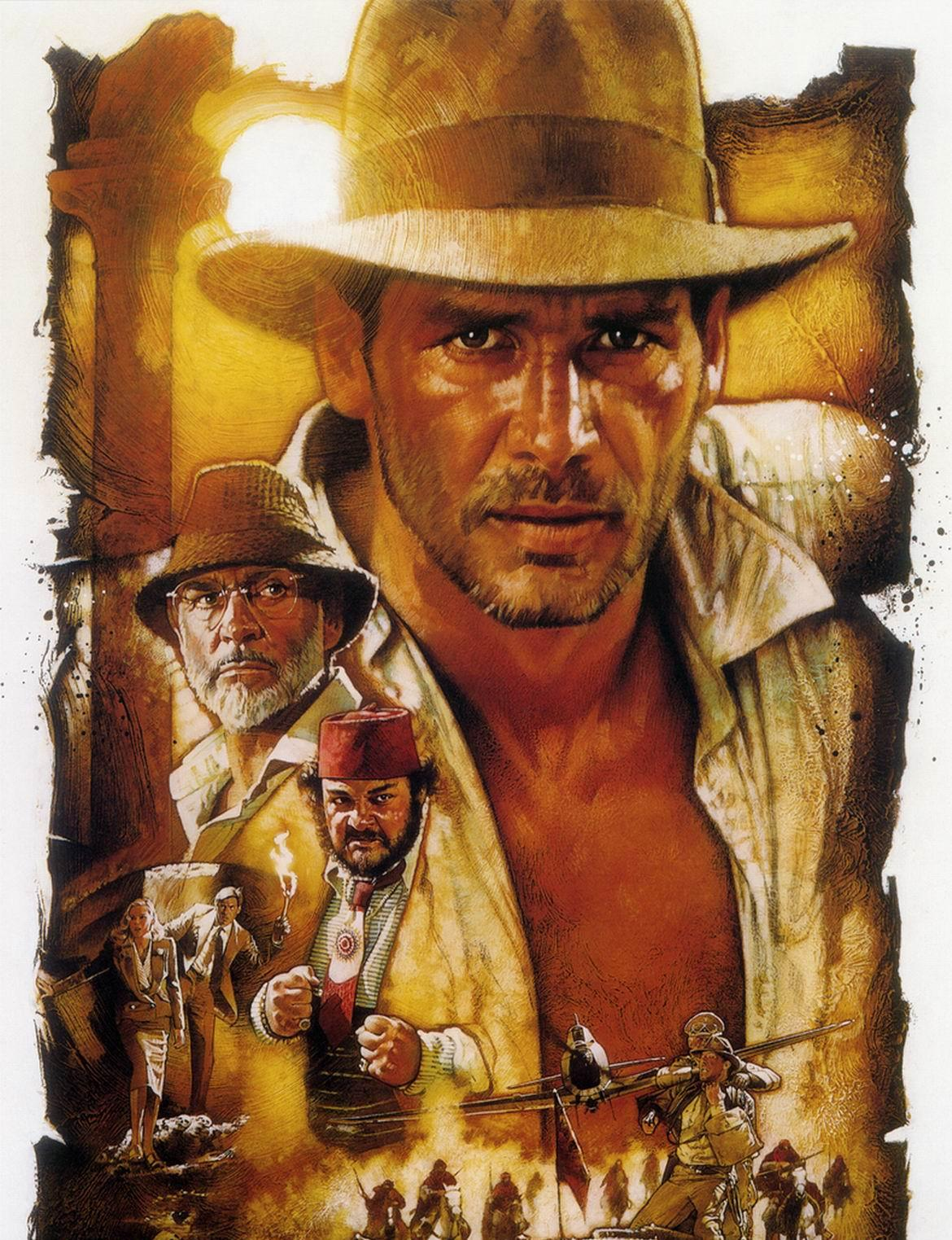 How Indiana Jones 4 might have sucked less : movies