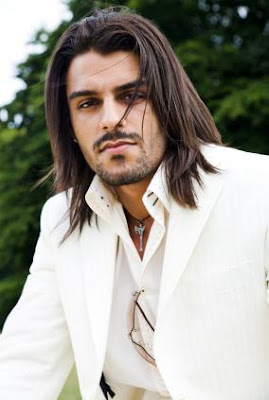 long layered Hairstyles Men