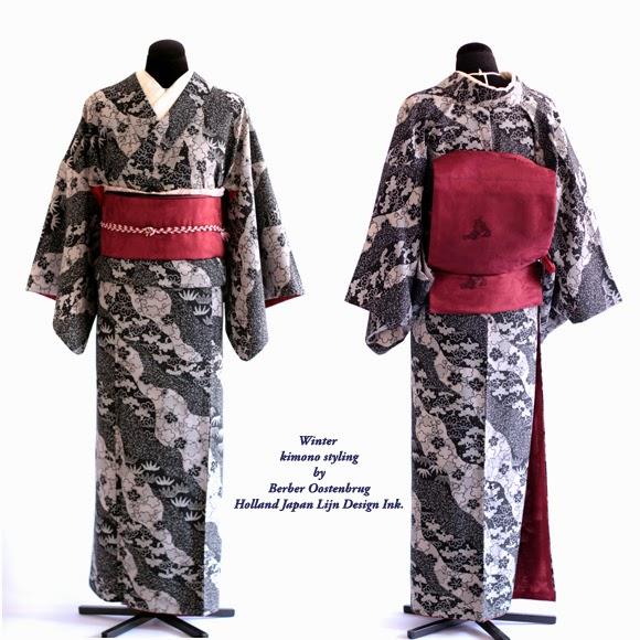 kimono verhuur