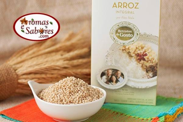 mini arroz integral