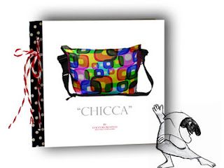 """CHICCA"" the Bag of CoccoilCreativo by Francesco Portoghese"