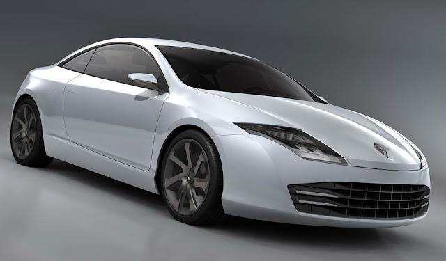 Renault Laguna Sport Coupe Concept