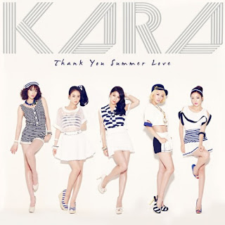 KARA - Thank You Summer Love サンキュー サマーラブ HANABI