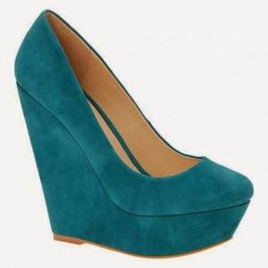 Zapatos para aumentar estatura de cuña