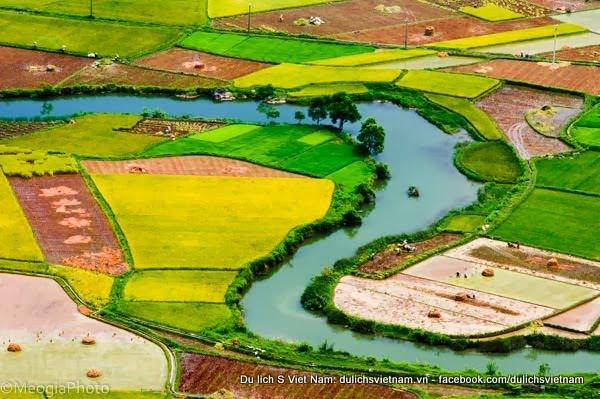 Ravishing beauty of Bac Son valley, Lang Son