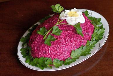 Has anyone seen this much Italian parsley garnish ever?