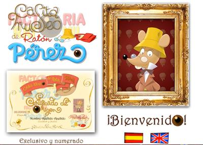 http://www.casamuseoratonperez.es/