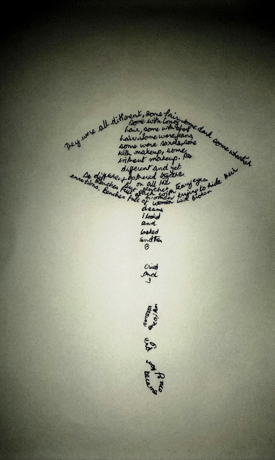 lyrical drawing